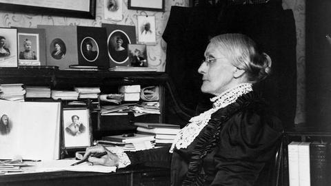 Celebrating trailblazers for women's suffrage centennial