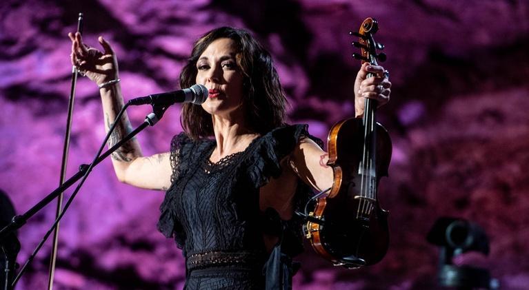 Bluegrass Underground: Amanda Shires