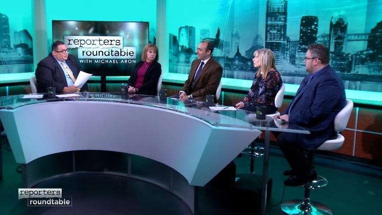 Reporters Roundtable: The First Snow and Murphy's New Job