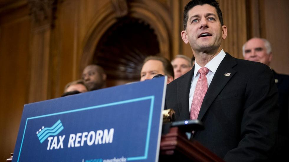 Who wins and loses in the GOP's proposed tax overhaul image