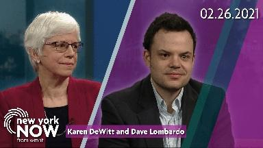 Reporter's Roundtable: Karen DeWitt and Dave Lombardo