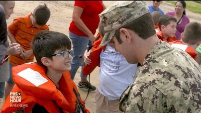 Schools strive to support the unique needs of military kids