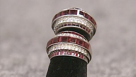 Antiques Roadshow -- S21 Ep21: Appraisal: Platinum, Diamond & Ruby Rings, ca. 193