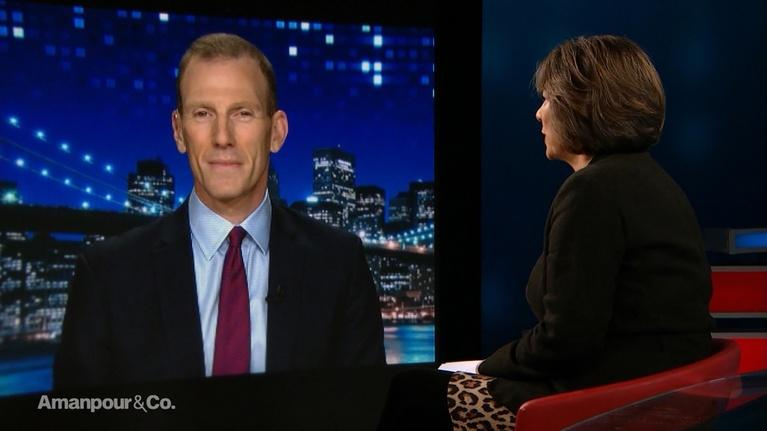 Amanpour and Company: Jamie Metzl on Tensions Between the U.S. and China