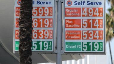News Wrap: Consumer prices see 5.4% year on year rise