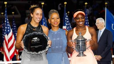 Katrina Adams' journey from the tennis court to the C-suite