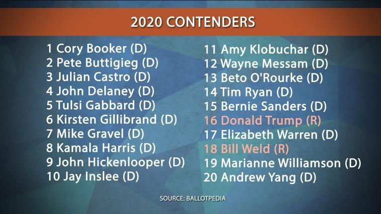 Basic Black: 2020 Presidential Outlook