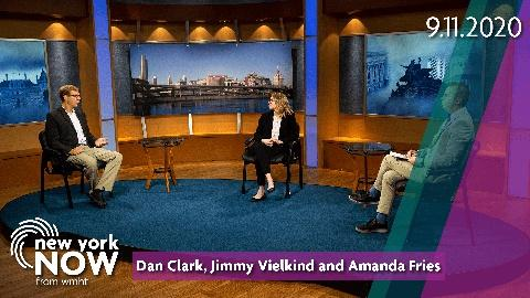 Reporters Roundtable: Jimmy Vielkind, Amanda Fries
