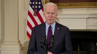 Biden Pushes For Stimulus As the GOP Faces A Reckoning