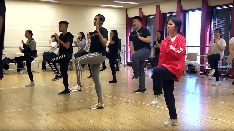 Black Nouveau: Black Nouveau #2707 - Step Afrika Meets Hmong Peace Academy