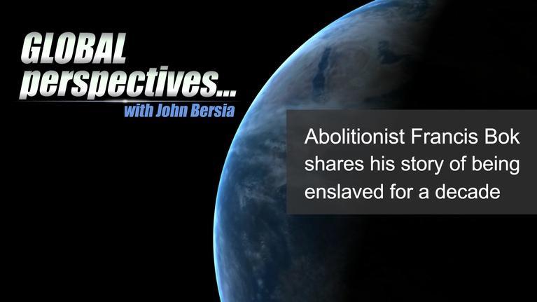 Global Perspectives: Francis Bok