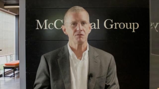 Gen. Stan McChrystal Sees Parallels Between Jan. 6 & Nazis