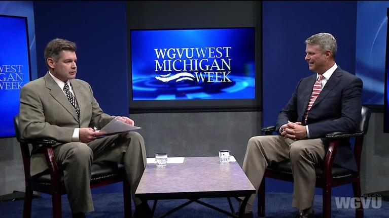 West Michigan Week: U.S. Representative Bill Huizenga #3710
