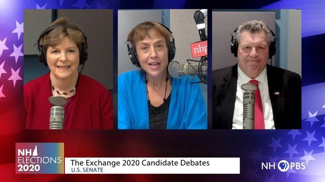 US Senate Candidate Debate - NH Election 2020