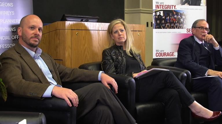 Inside Texas Tech: Civil Counterpoints - Speaking Freely
