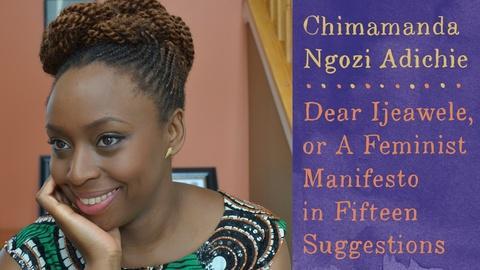 Chimamanda Ngozi Adichie at 2017 AWP Book Fair