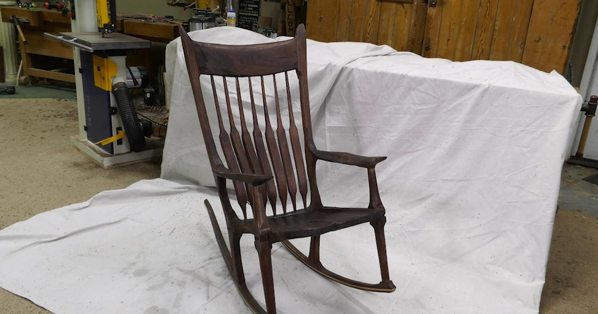 Maloof Inspired Chair, Part Two | Season 26 Episode 13