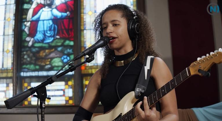 Echo Sessions: Echo Sessions: Jackie Venson