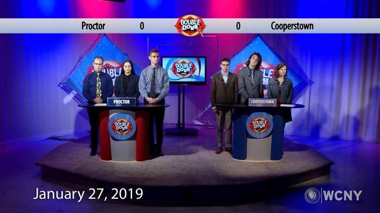 Double Down: Proctor vs Cooperstown