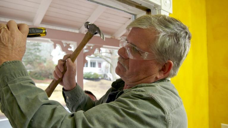 Ask This Old House: Drafty Door, Clean Paintbrushes | Ask TOH