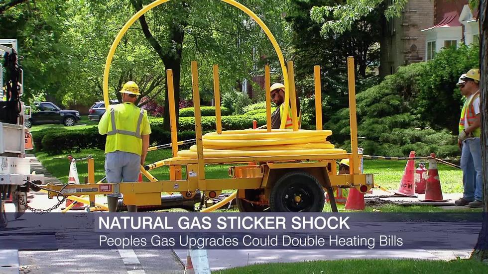 Peoples Gas Pipeline Upgrade to Result in Higher Prices image