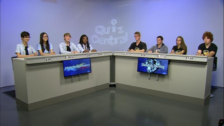 Quiz Central: Interlochen Arts Academy vs. Standish Sterling