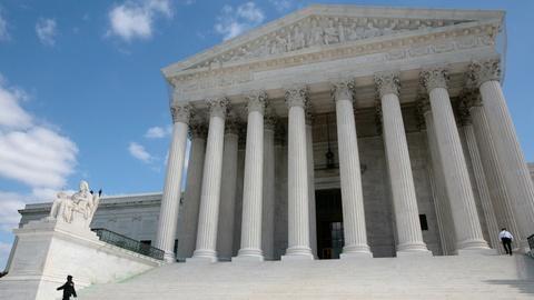 PBS NewsHour -- Case about citizenship draws lively Supreme Court banter