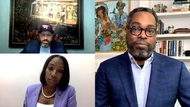 Voting Laws/The Metro Detroit Black Business Alliance