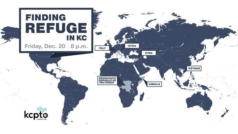 Finding Refuge in KC: Finding Refuge in KC Promo
