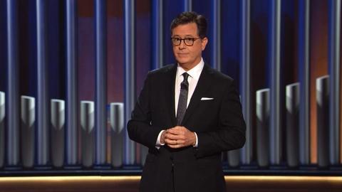Stephen Colbert | Julia Louis-Dreyfus 2018