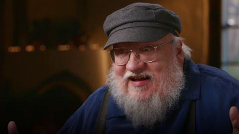 Finding Your Roots -- George R. R. Martin | Italian Roots