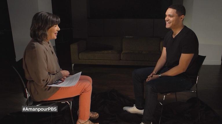 Amanpour on PBS: Amanpour: Trevor Noah and Sheku Kanneh-Mason