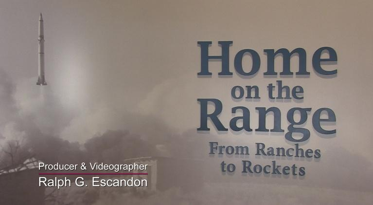 Living Here: Home on the Range: Ranches to Rockets
