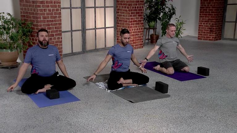 Comeback Yoga: Breathing Sequence