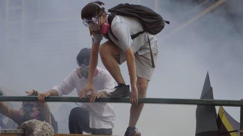 FRONTLINE -- Battle for Hong Kong