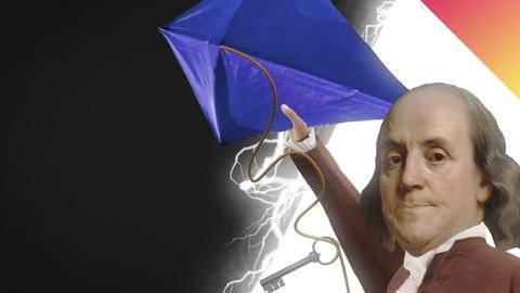 It's Okay to Be Smart -- The Shocking Truth About Ben Franklin and the Kite