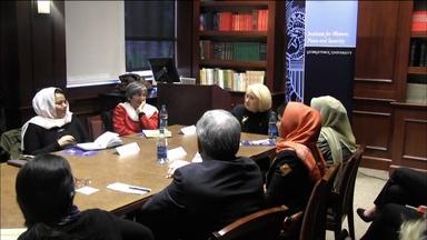 Flashback: Afghan Women Leaders Speak Out