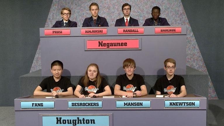 High School Bowl: 4109 Negaunee vs Houghton