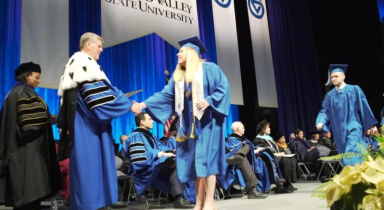 WGVU Presents: Cap and Gown: A look at GVSU's Commencement