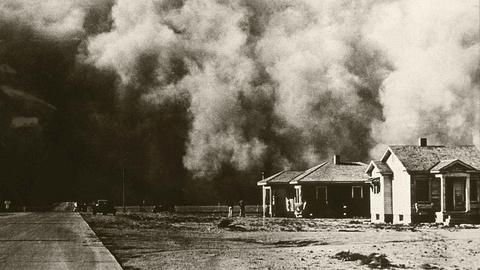 American Experience -- Surviving the Dust Bowl