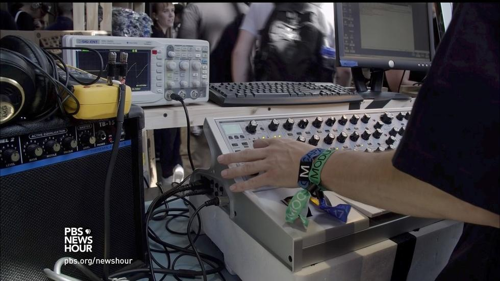At Moogfest, the music revolution will be synthesized image