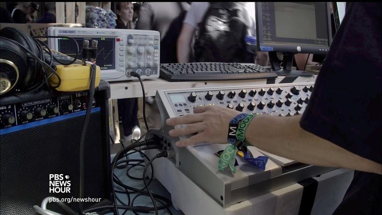 At Moogfest, the music revolution will be synthesized