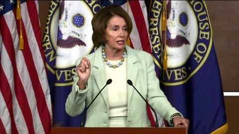Washington Week -- PODCAST: Nancy Pelosi's House Speaker fight