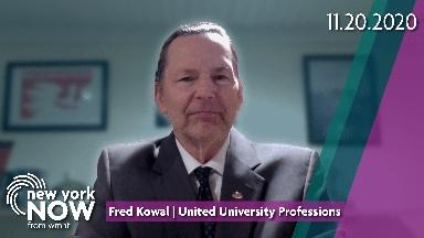 Fred Kowal on the Stock Transfer Tax