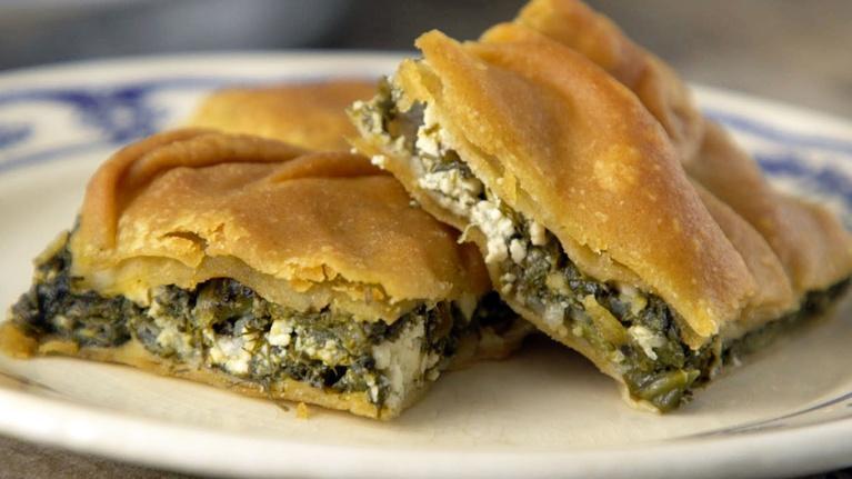 My Greek Table with Diane Kochilas: Episode 110: Life of Pie