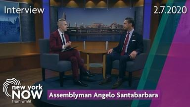 Assemblyman Angelo Santabarbara talks Limousine Safety Laws