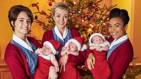 Call the Midwife -- Holiday Special 2019