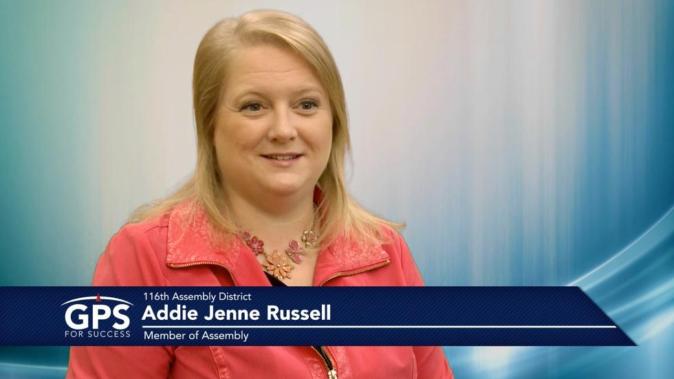 Addie Jenne Russell Extended Interview image