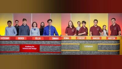 Granite State Challenge | Academy For Science And Design V Littleton
