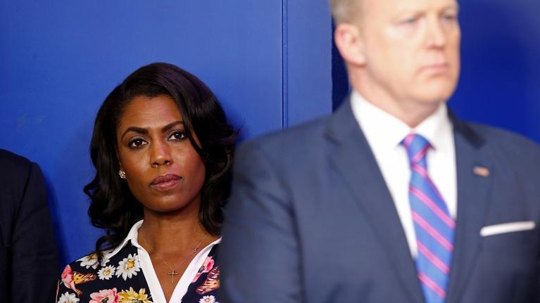 PBS NewsHour: News Wrap: Omarosa airs secret tape of campaign job offer